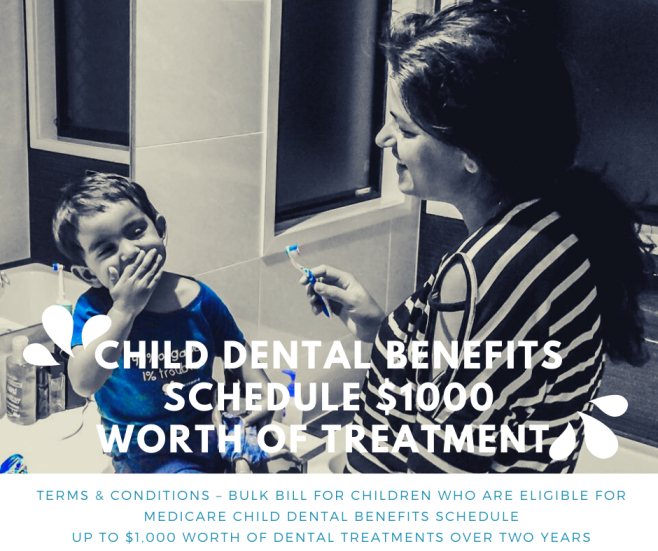 Dentist with a child- Bulk Billed dentist Kallangur North Lakes Brisbane