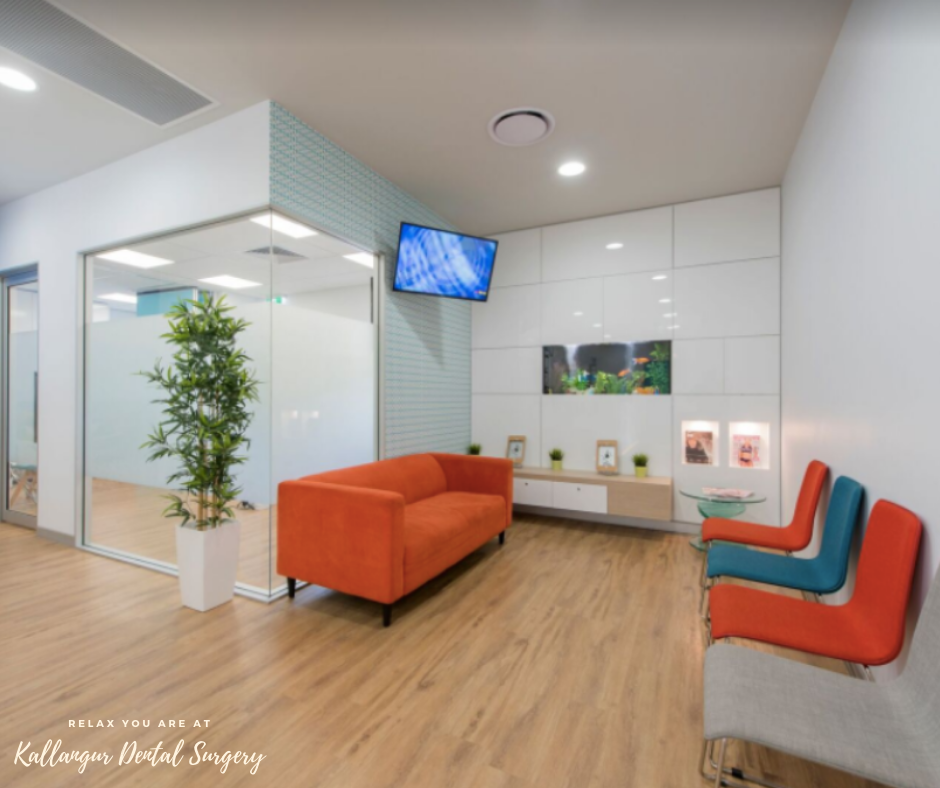 Family Friendly Dentists Kallangur North Lakes- A comfortable patient lounge-dentist surgery in Kallangur North Brisbane