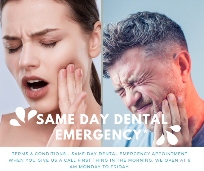 dental pain-in need of dental emergency appointment
